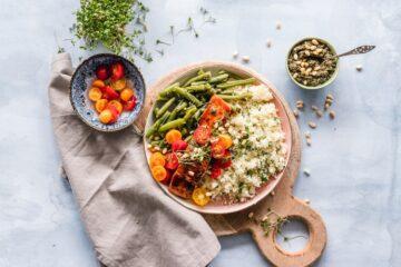 Comida sana y a domicilio en Asturias