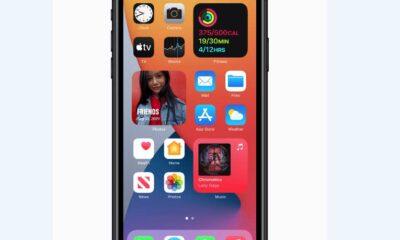 Nuevo iOS 14