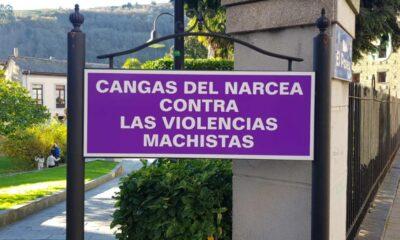 25N en Cangas del Narcea