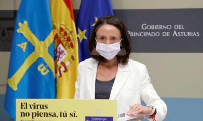 Melania Álvarez, Gobierno de Asturias