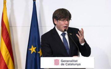La Eurocámara aplaza la declaración de Puigdemont