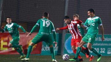 Cornellá vs Atlético