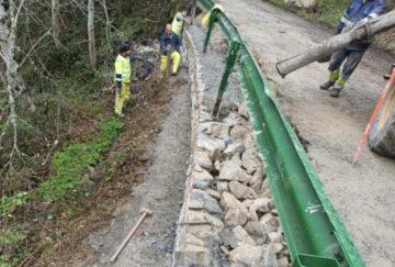 Obras Carretera de Obacho