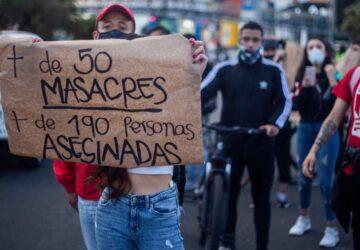 Masacre Colombia