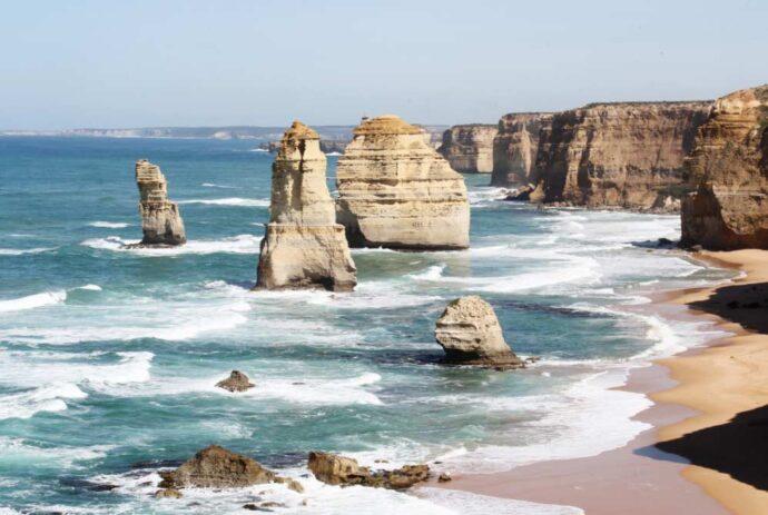 Surf y rutas por Melbourne