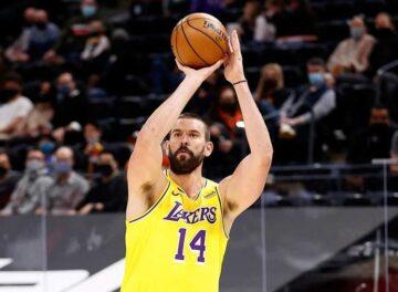 Marc Gasol Lakers