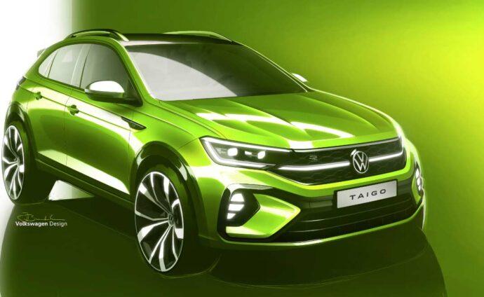Taigo, el nuevo SUV de Volkswagen