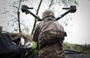 soldado de Ucrania