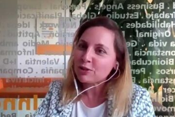 directora del CEEI, Cristina Fanjul