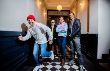 La banda berlinesa Culcha Candela