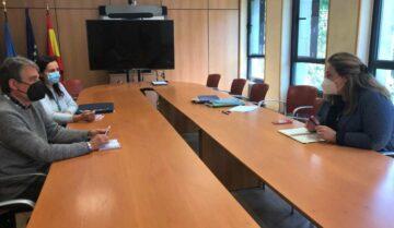 Planificación Educativa Asturias reunión con UGT