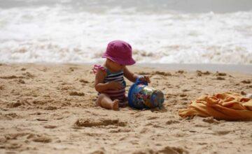 juguetes playa