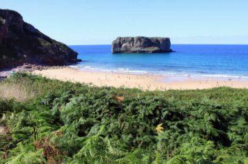 Costa Verde en Asturias