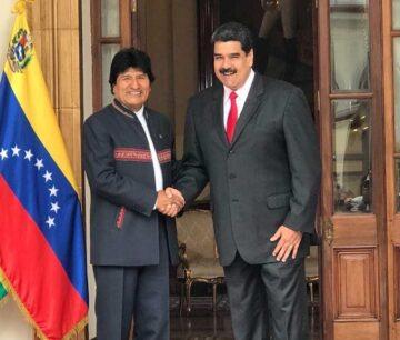 Maduro y Morales