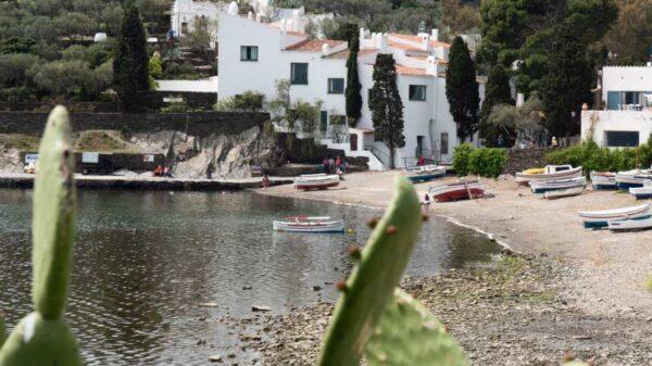 La residencia de Salvador Dalí en Port Lligat